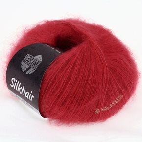 Silkhair #020-Rot